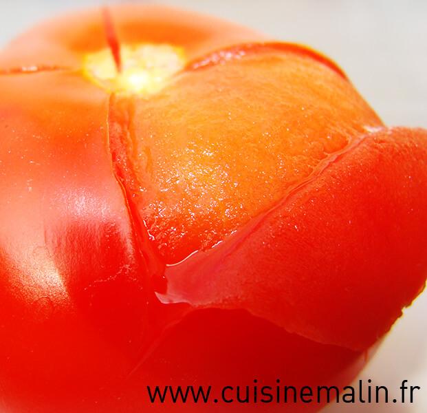 Monder une tomate  -  Cliquez pour Agrandir