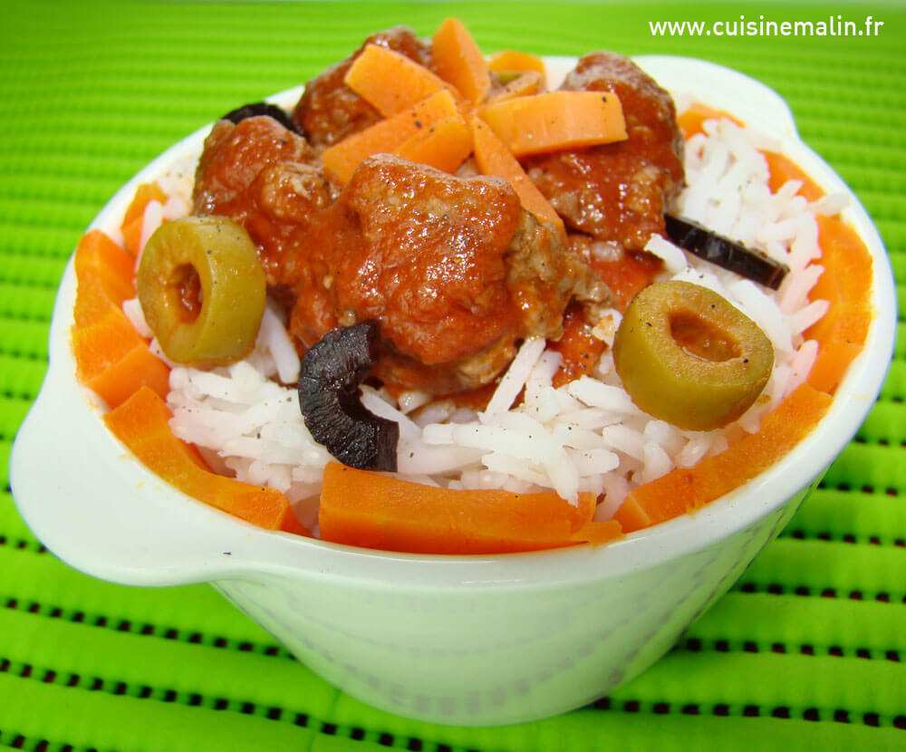 Sauté de Veau Marengo facile/express par Cuisine Malin
