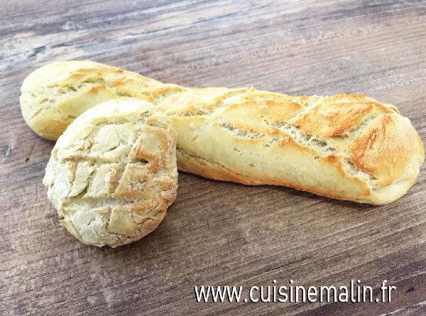 Pain Maison Baguette Magique Cuisine Malin